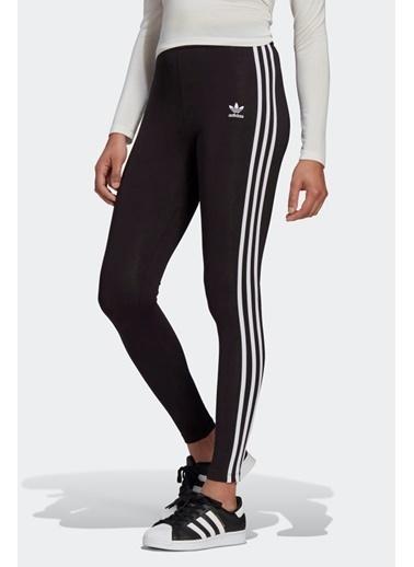 adidas Adidas Kadın Günlük Tayt 3 Str Tight Gn4504 Siyah